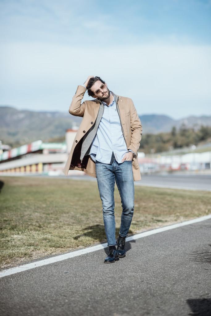 Outfit Autodromo