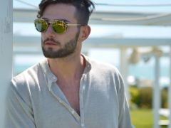 HEMMET sunglasses campaign